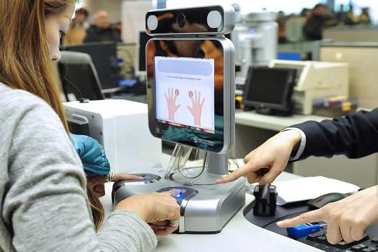 Банк собирает биометрию своих клиентов хитростью