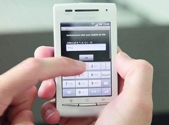 Сотовые операторы предложили внедрить технологию Mobile ID